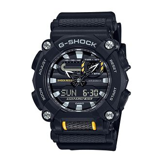 Casio G-Shock Heavy Duty Men's Black Resin Strap Watch - Product number 1097024