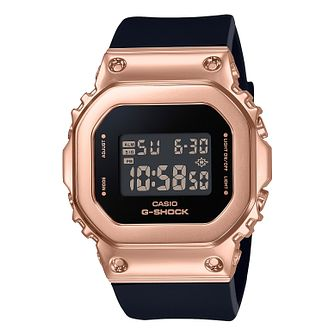 Casio G-Shock Ladies' Black Resin Strap Watch - Product number 1097075