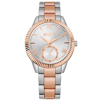Missguided Ladies' Two-Tone Bracelet Watch - Product number 1098020