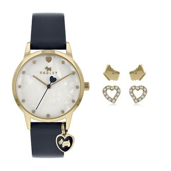 Radley Ladies' Watch & Stud Earrings Gift Set - Product number 1099280