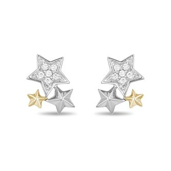 Enchanted Disney Fine Jewelry Diamond Tinkerbell Earrings - Product number 1101234