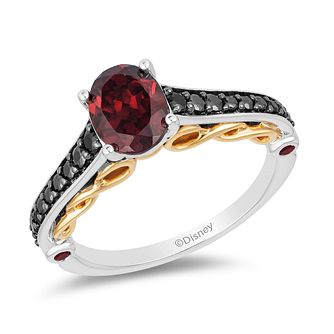 Enchanted Disney Fine Jewelry 0.25ct Diamond Evil Queen Ring - Product number 1102273