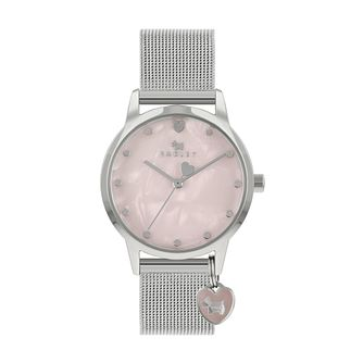 Radley Ladies' Stainless Steel Mesh Bracelet Watch - Product number 1104349