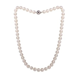 Yoko London Japanese Akoya cultured pearl necklace - Product number 1113615