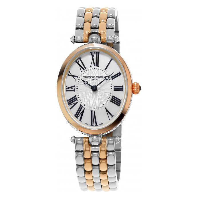 Frederique Constant Art Deco Ladies' Two-Tone Bracelet Watch - Product number 1124161