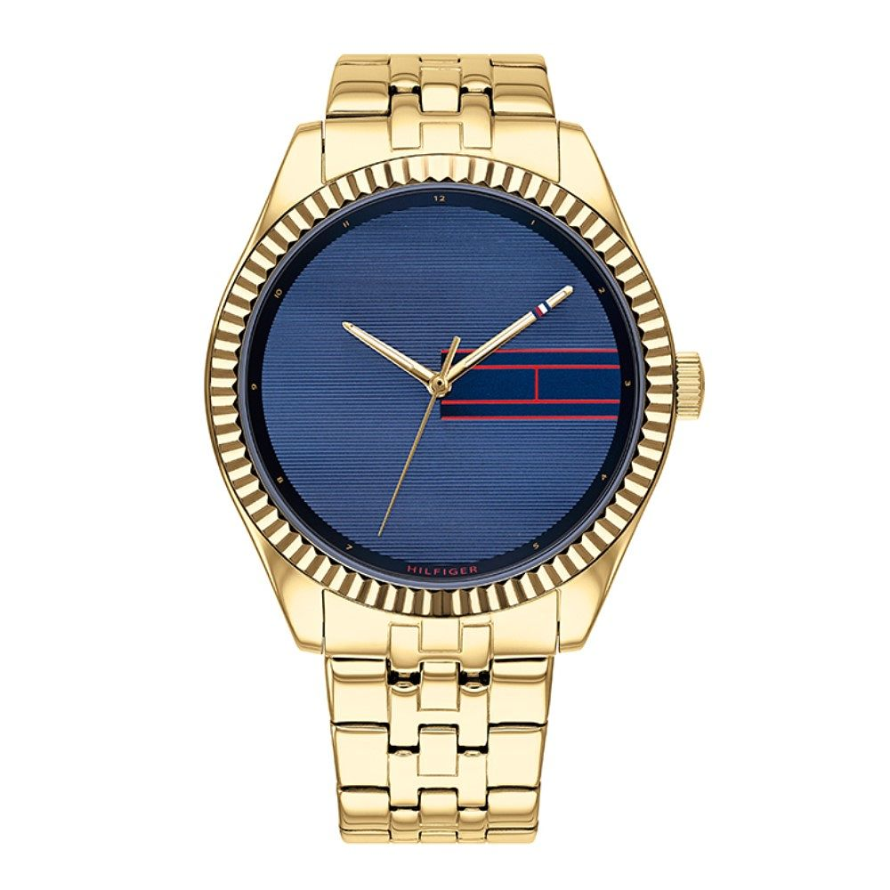 Tommy Hilfiger Gold Ion-Plated Bracelet Watch - Product number 1125915