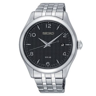 Seiko Classic Dress Men's Stainless Steel Bracelet Watch - Product number 1126024