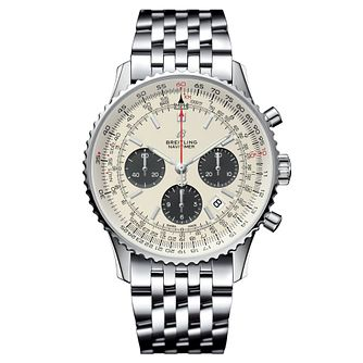 Breitling Navitimer B01 Chrono 43 Men's Bracelet Watch - Product number 1128639