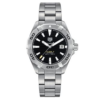 TAG Heuer Aquaracer Men's Stainless Steel Bracelet Watch - Product number 1132679
