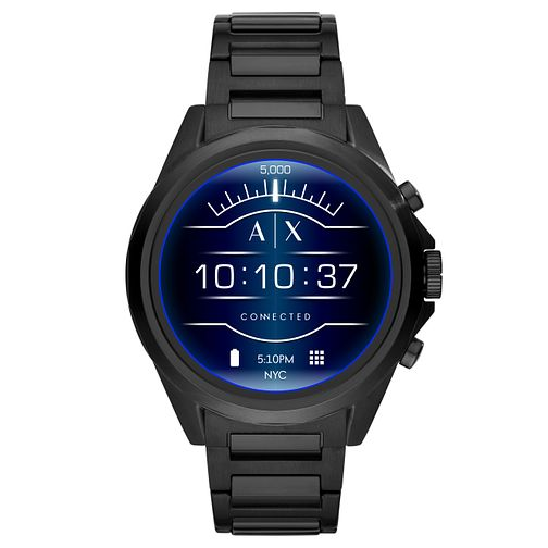 Armani Exchange Connected Men's Black Smartwatch - Product number 1138499