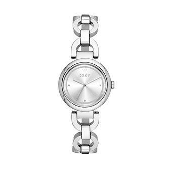 DKNY Eastside Ladies' Stainless Steel Bracelet Watch - Product number 1138685