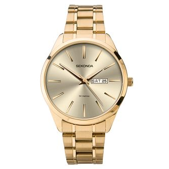 Sekonda Men's Stainless Steel Bracelet Watch - Product number 1141430