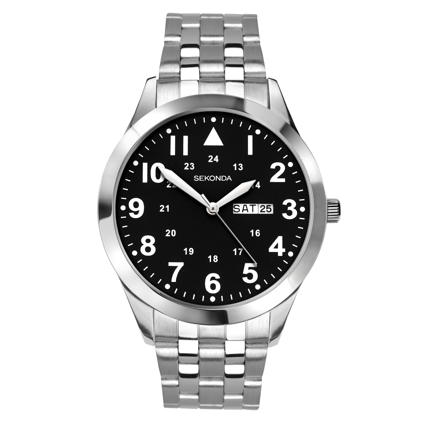 Sekonda Men's Stainless Steel Bracelet Watch - Product number 1141597