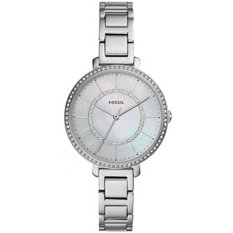 Fossil Jocelyn Ladies' Stainless Steel Bracelet Watch - Product number 1142178