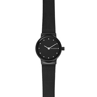 Skagen Freja Ladies' IP Stainless Steel Bracelet Watch - Product number 1142380