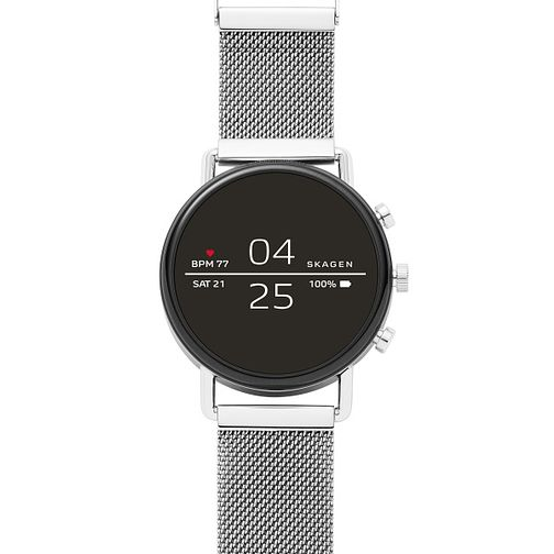 Skagen IP Connected Falster 2 Stainless Steel Watch - Product number 1142437