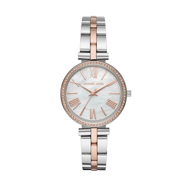 Michael Kors Maci Ladies' Two-Tone Bracelet Watch - Product number 1142526