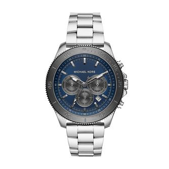 Michael Kors Theroux Men's Stainless Steel Bracelet Watch - Product number 1142771