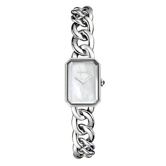 Chanel Premiere Mother of Peal Dial Bracelet Watch - Product number 1151800