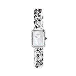 Chanel Premiere Mother of Pearl Dial Diamond Bracelet Watch - Product number 1151851