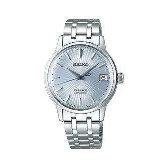 Seiko Presage Cocktail Stainless Steel Bracelet Watch - Product number 1168967