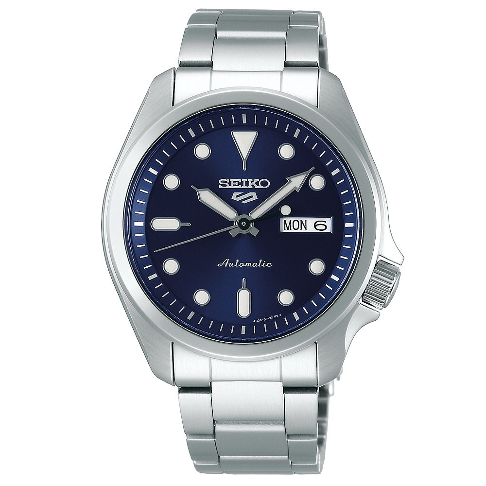 Seiko 5 Sports Men's Stainless Steel Bracelet Watch - Product number 1169556