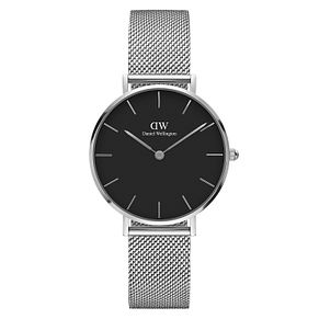 Daniel Wellington Classic Petite Black Dial Watch - Product number 1176315
