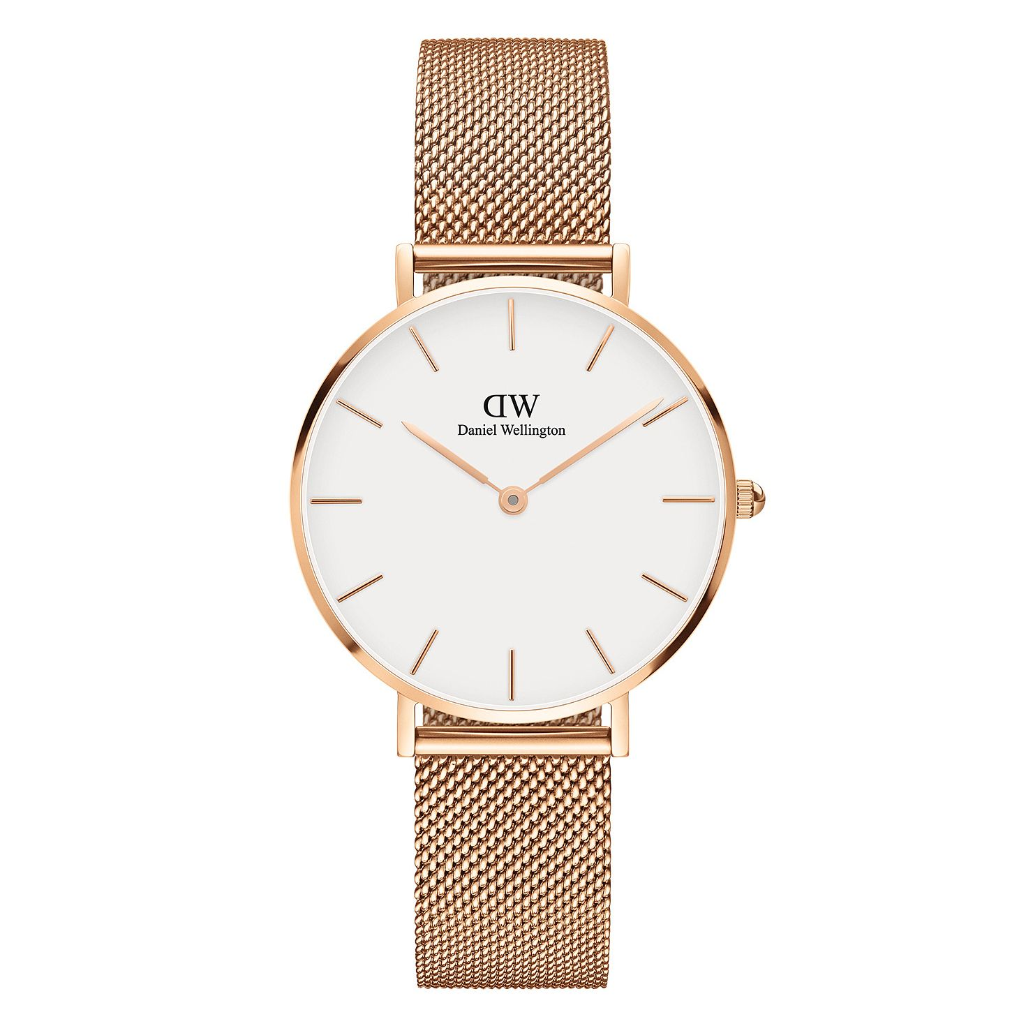Daniel Wellington Ladies' Classic Petite Melrose Dial Watch - Product number 1176323