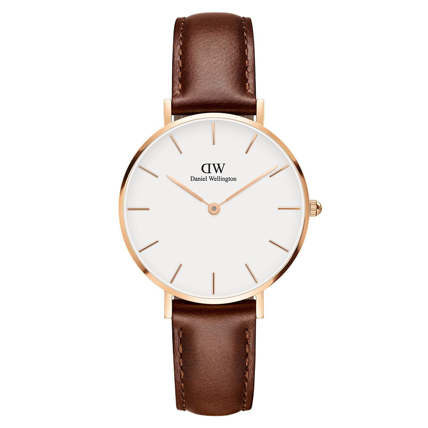 Daniel Wellington Classic St Mawes White Dial Watch - Product number 1176471