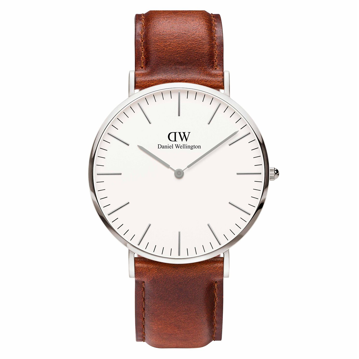 Daniel Wellington Men's St Mawes White Dial Strap Watch - Product number 1177176