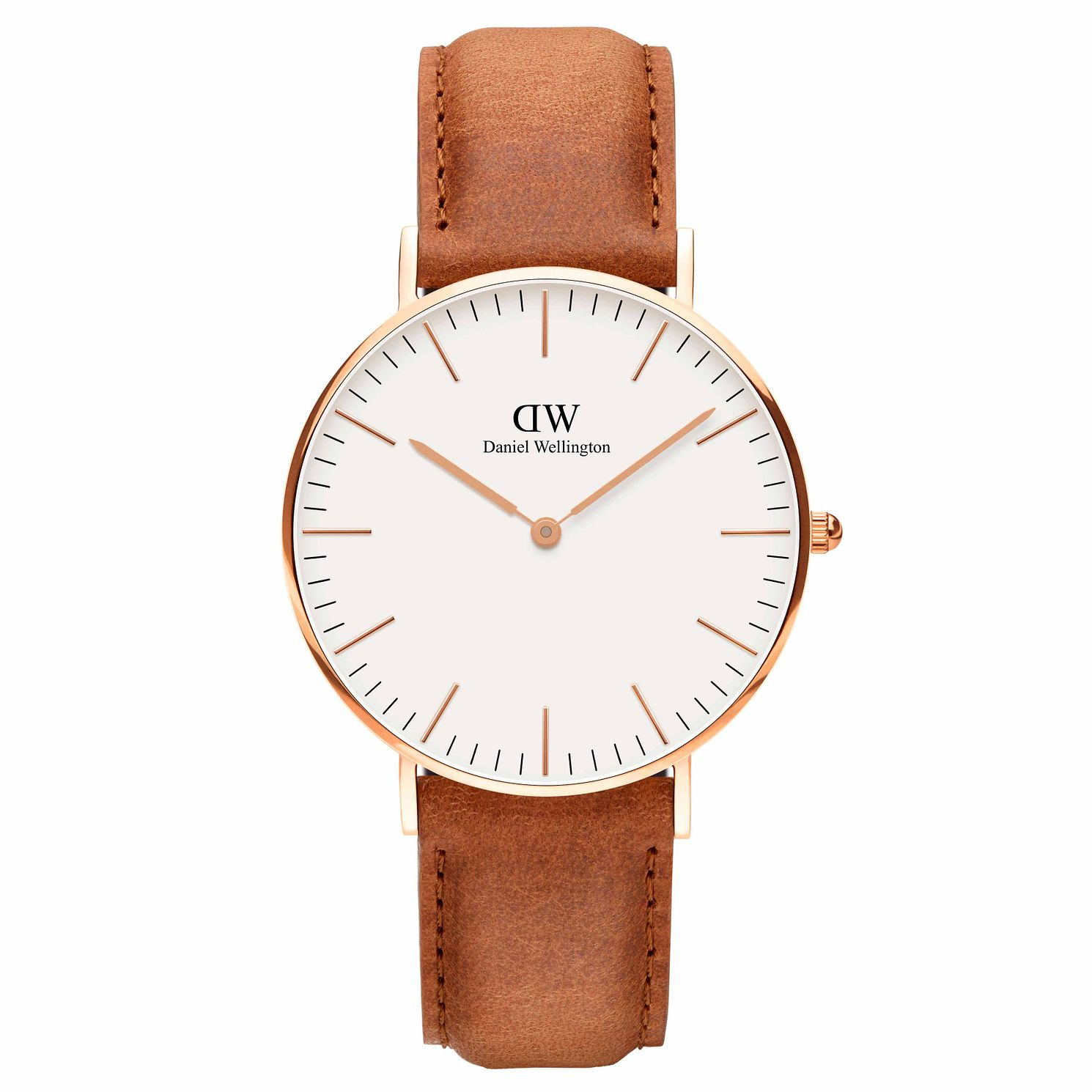 Daniel Wellington Classic Durham Rose Gold Watch - Product number 1177222