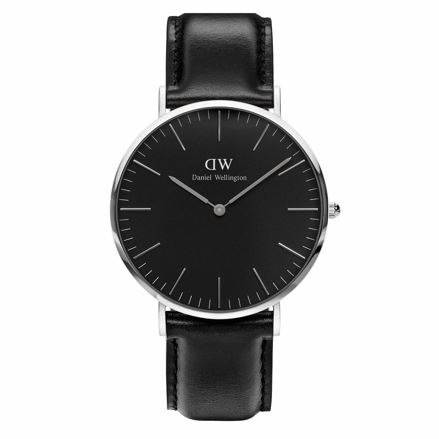 Daniel Wellington Classic Sheffield Black Dial Watch - Product number 1177265
