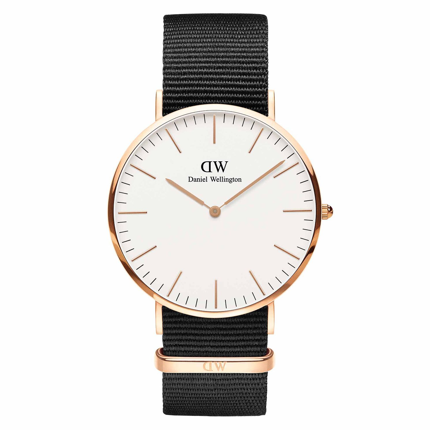 Daniel Wellington Men's Classic Cornwall White Dial Watch - Product number 1181610