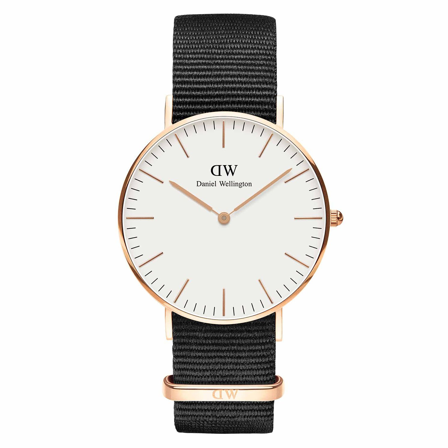 Daniel Wellington Classic Cornwall White Dial Watch - Product number 1181629