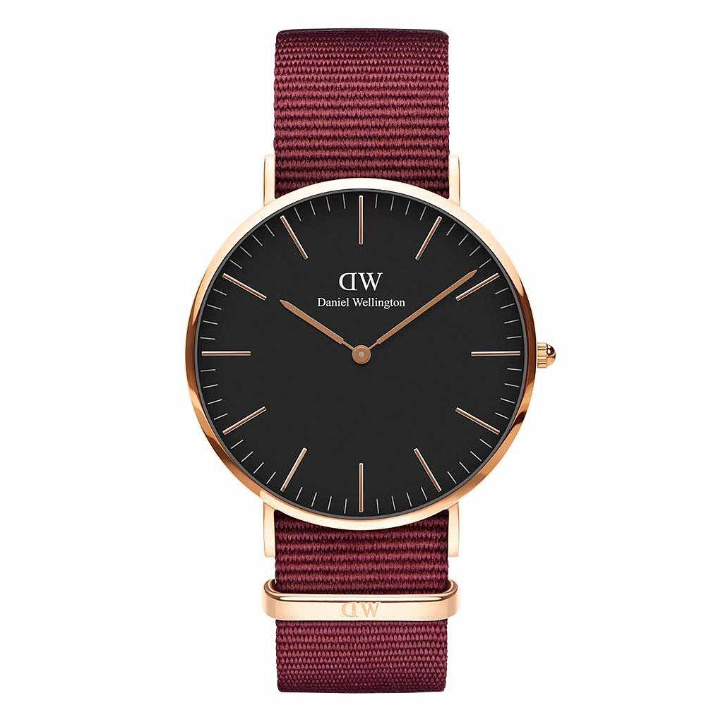 Daniel Wellington Men's Classic Roselyn Black Dial Watch - Product number 1181637