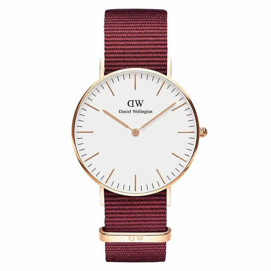 Daniel Wellington Classic Roselyn White Dial Watch - Product number 1181645