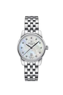 Certina Podium Ladies' Stainless Steel Bracelet Watch - Product number 1182145