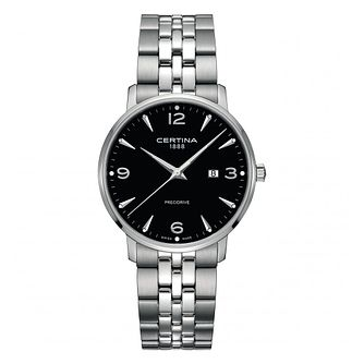 Certina Caimano Men's Stainless Steel Bracelet Watch - Product number 1182285