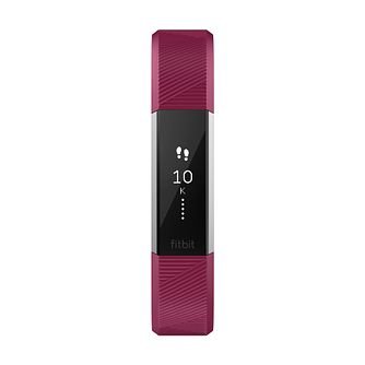 Fitbit Alta HR Fuchsia Fitness Tracker Small - Product number 1184059