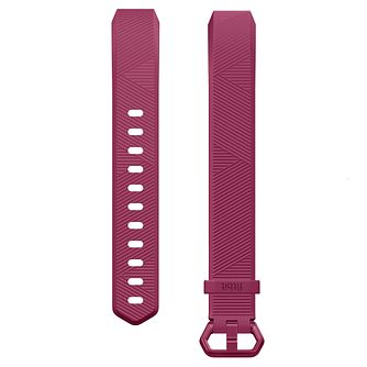 Fitbit Alta HR Classic Accessory Band Fuchsia Large - Product number 1184288