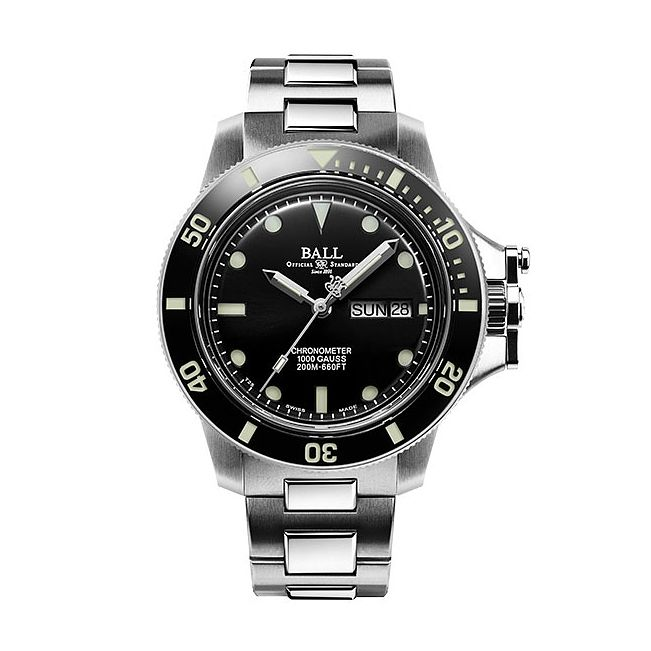 Ball Engineer Hydrocarbon Stainless Steel Bracelet Watch - Product number 1184709