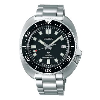 Seiko Prospex Cpt. Willard Stainless Steel Bracelet Watch - Product number 1184989