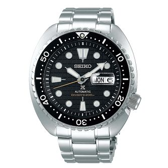 Seiko Prospex Auto Men's Stainless Steel Bracelet Watch - Product number 1185039