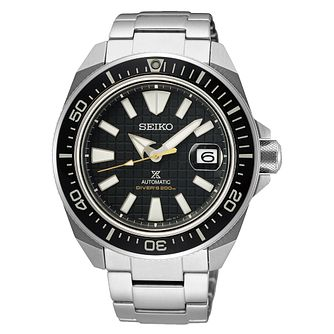 Seiko Prospex King' Samurai Stainless Steel Bracelet Watch - Product number 1185098