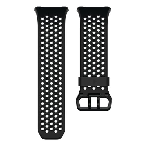 Fitbit Ionic Sport Band Black Gray Small - Product number 1185454