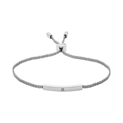 Skagen Helena Ladies' Stainless Steel Diamond Bracelet - Product number 1186426