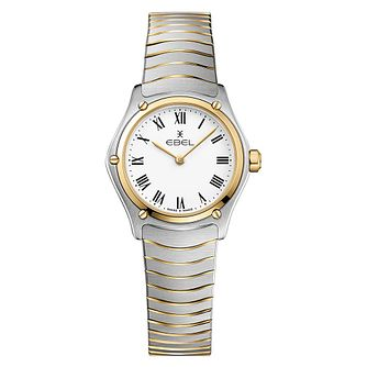 Ebel Sport Classic Ladies' Two-Tone Bracelet Watch - Product number 1188402
