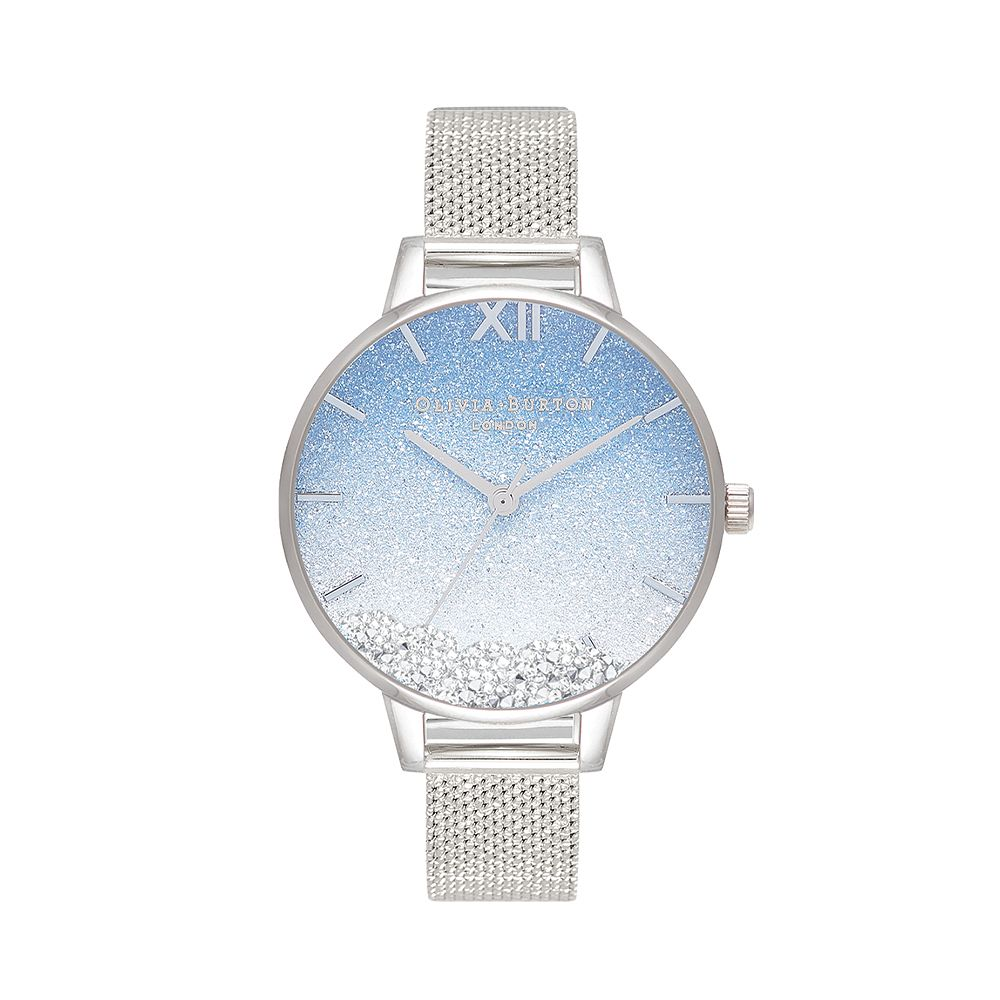 Olivia Burton Under The Sea Stainless Steel Bracelet Watch - Product number 1190326