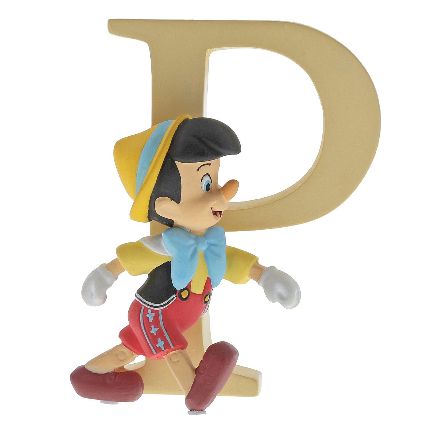 Disney Enchanting Alphabet Pinocchio Ornament - P - Product number 1195484