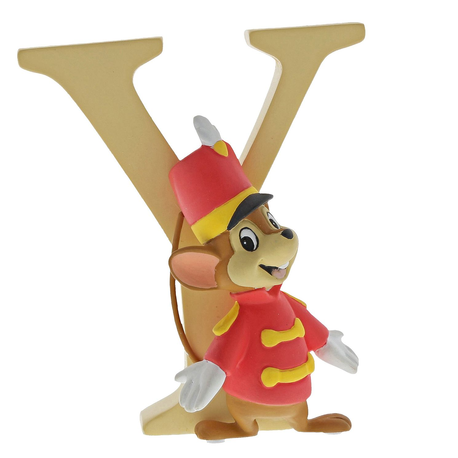 Disney Enchanting Alphabet Timothy Q Ornament - Y - Product number 1195573